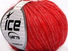 Wool Softair Red Melange