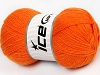 Solid Sock Orange