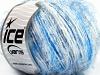 Huron Techno White Blue Shades
