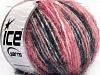 Huron Techno White Pink Shades Black