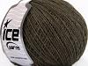 Wool Cord Sport Dark Camel