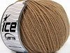 Pure Merino Worsted Camel
