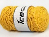 Macrame Cotton Bulky Yellow