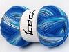 Baby Design Turquoise Light Grey Blue Shades
