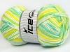 Favorite Baby Amarillo Blanco Sombras verdes