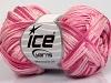 Fettuccia Fine Tonos de color rosa