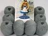 Amigurumi Cotton 25 Gris