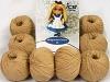 Amigurumi Cotton 25 castaño claro