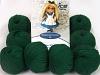 Amigurumi Cotton 25 Verde oscuro