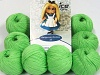 Amigurumi Cotton 25 Luz verde