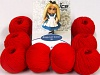 Amigurumi Cotton 25 Red