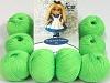 Amigurumi Cotton 25 Neon Green