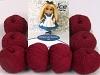 Amigurumi Cotton 25 Borgoña