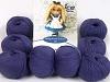 Amigurumi Cotton 25 Púrpura
