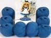 Amigurumi Cotton 25 Jeans Blue