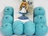 Amigurumi Cotton 25 Light Turquoise