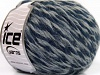 Picasso Wool Navy Grey