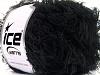 Eyelash Wool Negro
