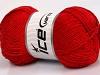 Cottonac Glitz Red