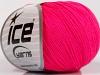 Amigurumi Cotton Neon Pink