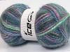 Alpine Angora Color Lavender Green Blue SuperBulky