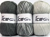 Baby Ombre Light Grey Grey
