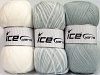 Baby Ombre White Light Grey