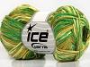 Thin Chenille Green Shades