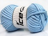Tube Cotton Jumbo Light Blue