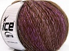 Roseto Worsted Lila Brown Sombras
