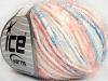 Bunny Soft White Salmon Blue