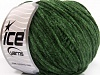 Chenille Light Green