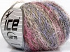 Techno Wool Pink Lilac Khaki