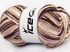 Natural Cotton Color Worsted Blanco Granate Crema