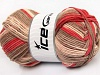 Natural Cotton Color Worsted Salmon Cream Camel