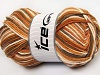 Natural Cotton Color Worsted White Camel Brown