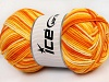 Natural Cotton Color Worsted Yellow Shades Gold Shades