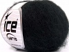 Kid Mohair Fine Black