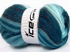 Mohair Magic Turquoise Shades