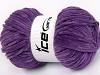 Chenille Baby Light Lavender