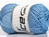 Macrame Cord Light Blue