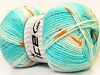 Baby Design White Turquoise Copper
