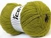 Kristal Light Olive Green