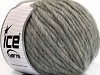 Pure Wool Superbulky Light Grey