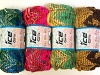 Scarf Yarns Mixed Lot Cha Cha Cha