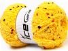 Puffy PomPom Dark Yellow
