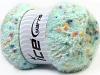 Puffy PomPom Mint Green