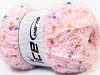 Puffy PomPom Light Pink