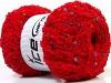 Puffy PomPom Red