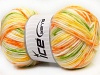 Candy Baby Yellow White Orange Green